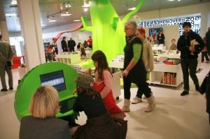 Hjørring bibliotek - et opplevelsessenter